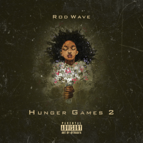 Hunger Games 2 Rod Wave front cover