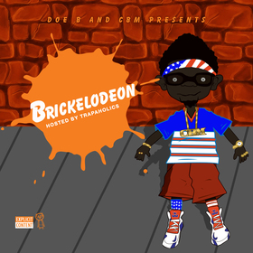 Brickelodeon Perry Boi front cover