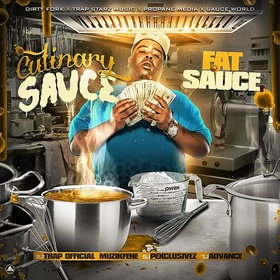 Culinary Sauce Fat Sauce front cover