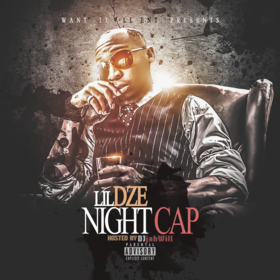Night Cap Lil Dze front cover