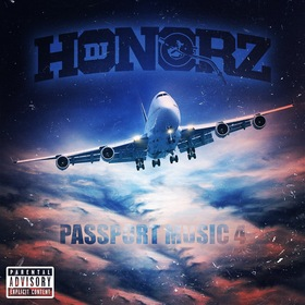 Passport Music 4 DJ Honorz front cover
