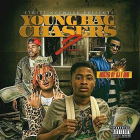 Young Bag Chasers 2 Dj E-Dub front cover