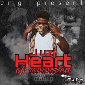 J Uzi - Heart Of Committed TyyBoomin front cover
