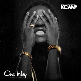 One Way K Camp front cover