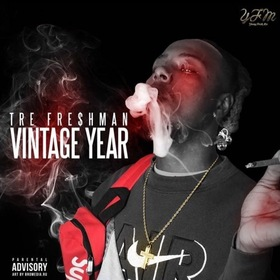 Vintage Year Tre Fre$hman front cover