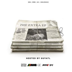 The Extra EP Money Makin Nique front cover