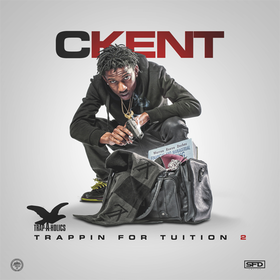 Trappin For Tuition 2 (Trap-A-Holics) CKENT front cover