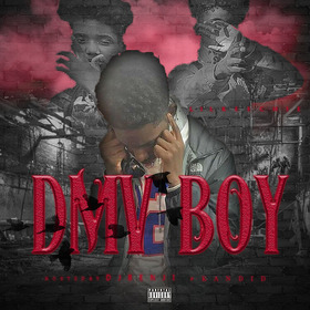 DMV Boy  Lil Keechie front cover