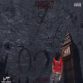 Perfect Timing MaccBHP  front cover