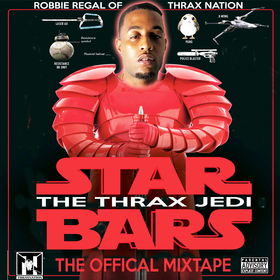 Star Bars Robbie Regal  front cover