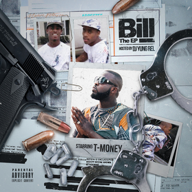 Bill : The EP T- Money front cover