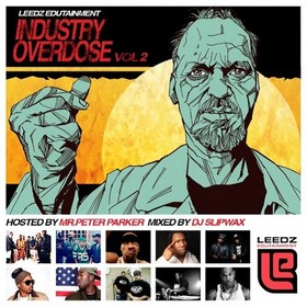 Industry Overdose 2 Mr. Peter Parker front cover