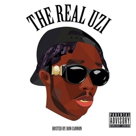 The Real Uzi Lil Uzi Vert front cover