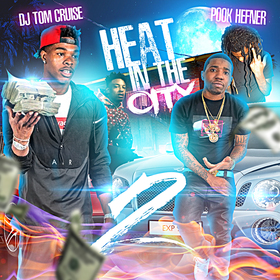 Heat In The City 2 DJ Tom Cruise front cover