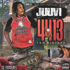 4413 The Mixtape Juuvi front cover