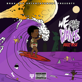We The Wave Keezy Rose front cover