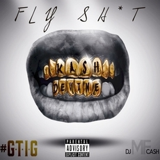 Fly Shit Kash Devine  front cover