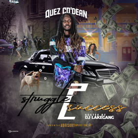 Struggle 2 Success Quez Codean front cover