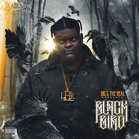 Black Bird Big G The Real front cover