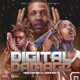Digital Damage DJ Konnect  front cover
