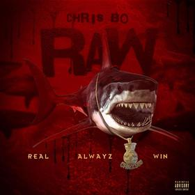 RAW Chris Bo front cover