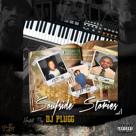 Soufside Stories Vol.1 Soufside Mafia front cover