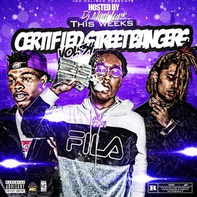 This Weeks Certified Street Bangers Vol.34 DJ Mad Lurk front cover