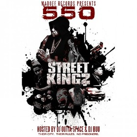 Street Kingz 550 front cover