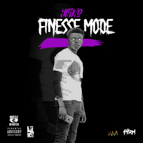 Finesse Mode EP Yung Bino front cover