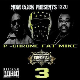 Paid In Full 3 P Chrome & Fat Mike front cover
