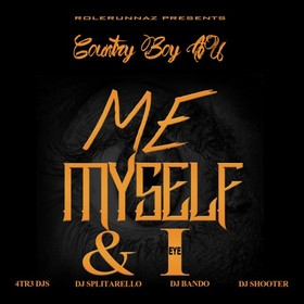 Me, Myself, & I Country Boy AU  front cover