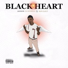 Black Heart Rap Generals front cover