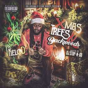 XMas Trees & Backwoods Kelo D front cover