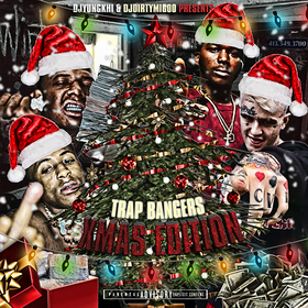 Trap Bangers (Xams Edition) DjYungKhi front cover