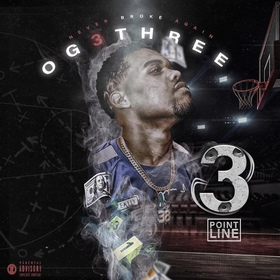 3 Point Line NBA 3Three front cover