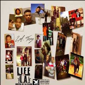 Life Of L.A. L.A. Trez front cover