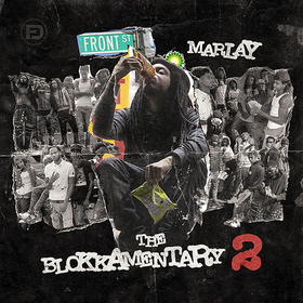 The Blokkamentary 2 Marlay front cover