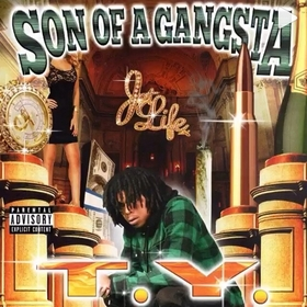 Son Of A Gangsta T.Y. front cover