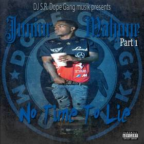 No Time To Lie Junior Mahone front cover