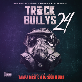 Track Bully's 24 Tampa Mystic front cover