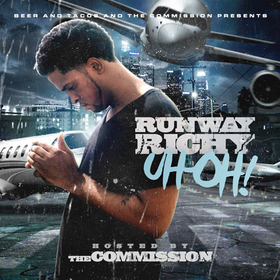Uh-Oh! Runway Richy front cover