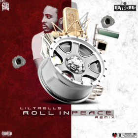 Roll In Peace (Remix) Dj Illy Jay front cover