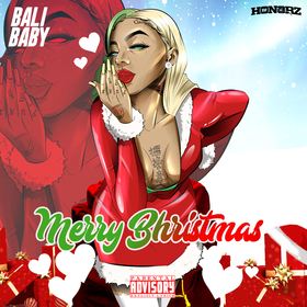 Merry Bhrismas Bali Baby front cover