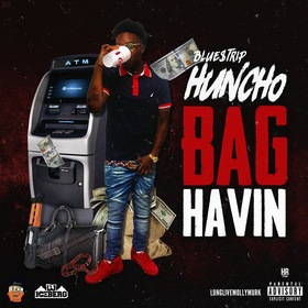 Bag Havin' Bluestrip Huncho front cover