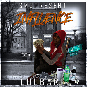 #INFLUENCE Lulbarii front cover
