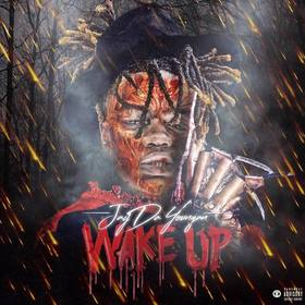 Wake Up JayDaYoungan front cover