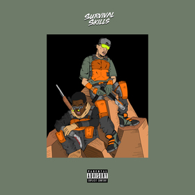 Survival Skills EP Kenny V (30 Boys) front cover