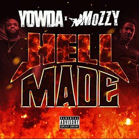 Hell Made Yowda front cover