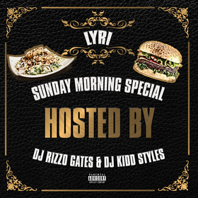 Sunday Morning Special Vol.1 Lyri front cover