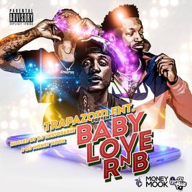 Baby Love RnB Dj Unstopable front cover
